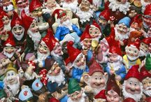 Great Gnarly Gnomes / Gnomes for the Garden, Gnomes for your Games, gnomes gnomes gnomes gnomes