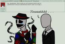 Ask the Creepypastas