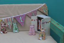 Origami / Souvenir - decoración