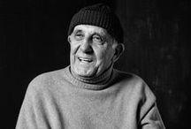 Uliano Lucas / A sorpresa è venuto a trovarci Uliano Lucas, uno dei padri del fotogiornalismo italiano e, con nostro immenso piacere, si è lasciato ritrarre..