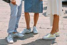 Tendance Sneakers / Tendance mode: Les baskets