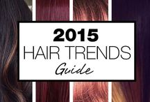 Hair / Hair styles,colours & it for long and short hair