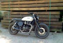 Aniba Motorcycles / Prepariamo moto unendo lo stile unico delle nostre linee al basso costo delle realizzazioni per creare moto fruibili tutti i giorni ed in tutte le occasioni