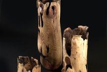 art - wood / wooden carving