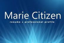 Professional Resumes / Design examples for resumes with Professional Industry