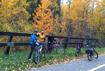 Cycling Alberta with Bike Nerds / Open group of riders from Central Alberta and their cycling adventures. We just like to ride and the coolest places on Alberta. Join is, if you dare. Its free, its fun and we are true Bike Nerds.