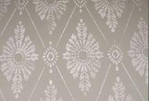 Stencil / DIY Furniture & Wall Stencil tutorials, inspiration, tips, advice, tricks