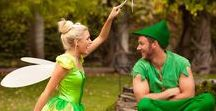 Couples Costumes / Couples Halloween Costumes