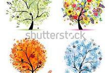 Art tree / Art tree collection