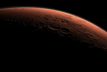 Mars the Journey of Curiosity / Just imagine for a moment that you are on Mars. Are you their yet? Good. Now imagine further that you're Curiosity. What must be going through your mind?