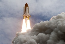 Escape Velocity / Space Shuttle Columbia started it all for me. I was hooked from that first STS flight in 1981, to missions exceeding that historical moment of a reusable system.