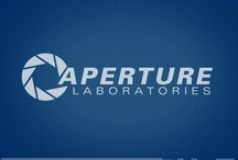 Aperture Science / Speedy thing go in, speedy thing go out, portals!