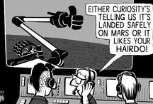 Mars Rover Jokes