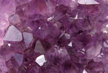 Nature's Texture: Purple