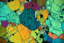Nature's Abstract: Rock Photomicrographs