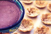Summer Eats, Treats & Desserts: Recipes in Color / Eats, treats and desserts for the hot summer months. We enjoy them in color.