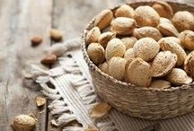Only Almonds / Everything with #Almonds. The Almond is one of our favorite nuts.