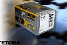 XPAD BRAKE PADS-ΤΑΚΑΚΙΑ XPAD / Τακακια & λοιπα ανταλλακτικα XPAD του εργοστασίου SIMER
