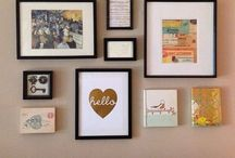 i love a gallery wall