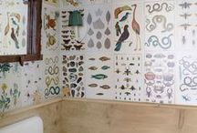 New Small Space Ideas / by Baughman Wallcovering