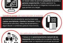 Marketing Online / Infografías del blog www.jordihernandez.es relacionadas con SEO, SEM, Social Media, Captación de Leads, Inbound Marketing y Mobile.
