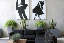 INTERIORS / Interiors that are clean, refreshing, and motivating.