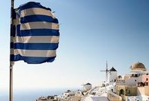 Greek Spirit / My paradise on earth. Proud to be Greek