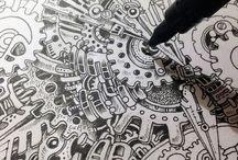 Doodeling