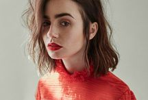 Lily Collins ✨