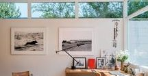 DREAM WORKSPACE / All the fixings for a perfect office, studio, or workshop!