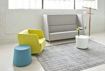 BASS Lounge Series / BASS is a square minimalistic armchair and sofa that can be used for almost any interior design project, whether in a contemporary or traditional setting, for a public space or an executive office, BASS offers classic styling but with its own identity and characteristic. Design: Busk+Hertzog