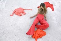 Vanderwilde SS 2015 Photos by Ines Ybarra / Fashion. Shooting. Colours. Steps