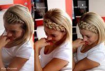 Braided Hair / Saját készitésü Hajfonatok!