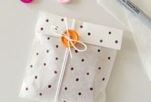 DIY | Wrapping ideas