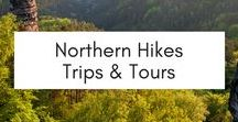Northern Hikes Trips & Tours / The best tours for visiting the Bohemian Switzerland National Park in the Czech Republic on a day trip to Prague.