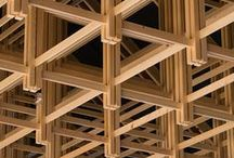 Arch. wood