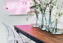 SPACES. / Architecture, interior design, decor, spaces.