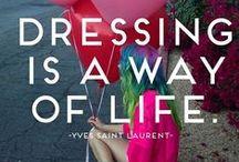 I <3 Clothes!! / by Mahsa Ashrafian