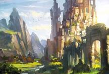 - landscape art -