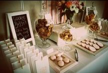 Wedding Ideas / Weddings, favors, sweet tables, cookies and wedding shower ideas. / by Carol's Cookies