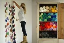 Inspiring Make Spaces / by Helen Stewart {Curious Handmade}