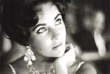 HOLLYWOOD GLAMOUR / Glamorous Hollywood icons
