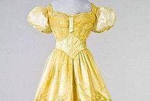Ladies fashion 1800-1840