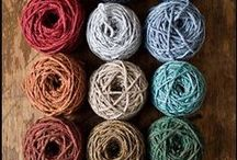 Yarn Love / by Helen Stewart {Curious Handmade}