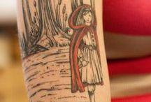 Ink / by Helen Stewart {Curious Handmade}