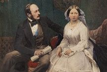 Queen Victoria and her family / Queen Victoria (Alexandrina Victoria; 24 May 1819 – 22 January 1901) was the monarch of the United Kingdom of Great Britain and Ireland from 20 June 1837 until her death. From 1 May 1876, she used the additional title of Empress of India.