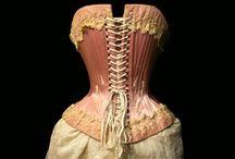 Victorian era undergarments