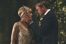 gatsby / a board dedicated to my favourite book & the actors who made it come alive