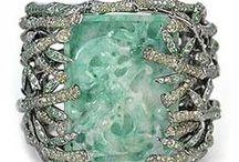 Jade and jadeite