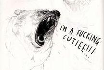 Bear Obsession / Bears,bears,bears... Bear illustrations and art